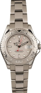 Used Rolex Yacht-Master 168622 Steel 35MM Watch
