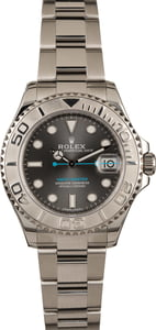 Used Rolex Yacht-Master 268622 Rhodium Dial T