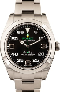 Rolex Black Air-King 116900