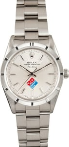 Rolex Air-King 14010 Dominos