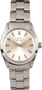 Rolex Air King 5500 Steel Oyster