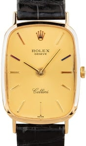 Pre Owned Rolex Cellini 4113