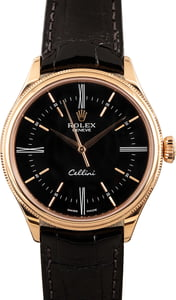Rolex Cellini 50505 Everose Gold