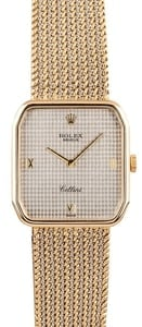 Rolex Cellini Yellow Gold
