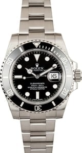 Rolex Ceramic Dial Submariner 116610