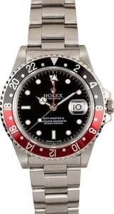 Rolex GMT-Master II Stainless Steel Model 16710