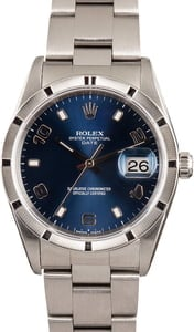 Rolex Date 15210 Stainless Oyster