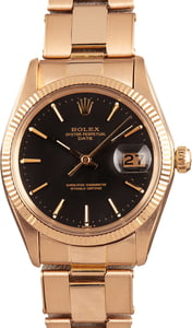 Rolex Gold Oyster Date 1503