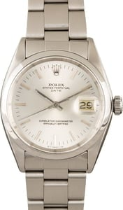 Rolex Oyster Perpetual Date 1500 Stainless