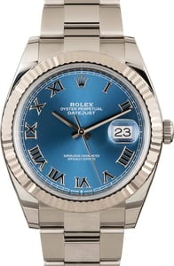 Men's Rolex Datejust 41 126334 Oyster