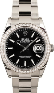 Pre-Owned Rolex Datejust 126284