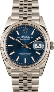 Rolex Steel Datejust 126234