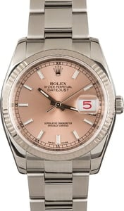 Rolex Datejust 116234 Oyster