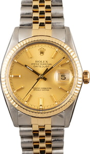 Pre-Owned Datejust Rolex 16013