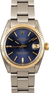 MidSize Rolex Datejust 6827