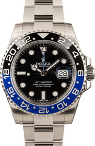 Rolex GMT-Master 116710 'Batman'