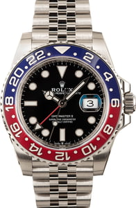 Pre-Owned Rolex GMT-Master II Ref 126710 Ceramic 'Pepsi'
