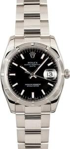 Men's Rolex Date 115210