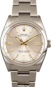 Rolex Oyster Perpetual 126000 Domino's
