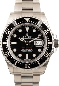 Rolex Red Sea-Dweller 126600