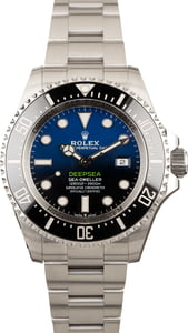James Cameron Rolex Sea-Dweller Deepsea