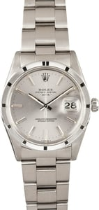 Rolex Date Stainless Steel 15010