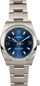 Steel Rolex Oyster Perpetual 114200