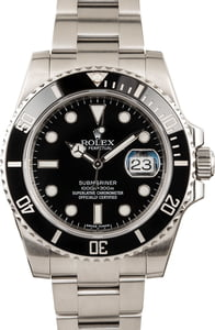 Rolex Submariner 116610 Ceramic Bezel