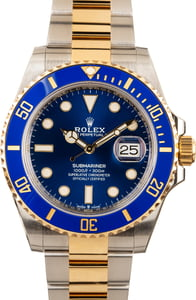 Rolex Submariner Date 126613LB Two-Tone