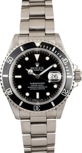 Mens Rolex Submariner 16610 xx