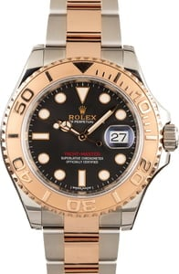 Rolex Yacht-Master 116621 Black Dial