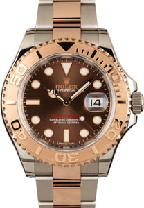 Rolex Yacht-Master 116621 Chocolate Dial
