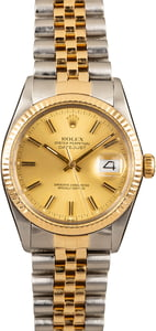 Datejust Rolex 16013 Men's Watch