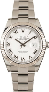 Men's Rolex Datejust II 126334 Oyster