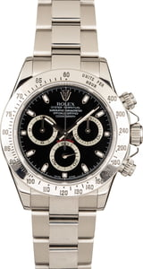 Mens Rolex Daytona 116520 Black