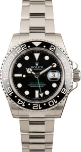 New Rolex GMT Master II Ceramic 116710 LN
