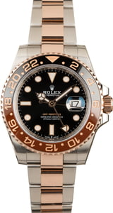 PreOwned Rolex GMT-Master II Ref 126711 Two Tone Everose