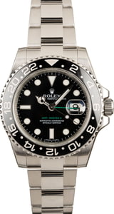 Rolex GMT-Master II Black 116710