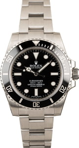 Men's Rolex Submariner 114060