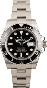 Rolex Submariner New Model 116610