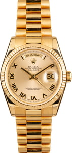 Rolex President 118238 Day-Date