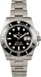 Submariner Rolex 116610 Ceramic