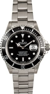Submariner Rolex 16610 100% Authentic