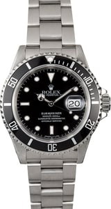 Submariner Rolex 16610 40MM