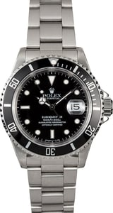 Submariner Rolex 16610 40MM Watch