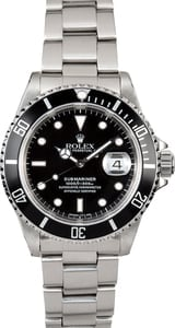 Submariner Rolex 16610 Oyster Perpetual