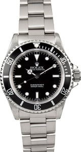 Submariner Rolex Oyster Perpetual 14060 Steel