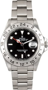 TT Used Men's Rolex Explorer II Men's Stainless Steel Watch 16570 3