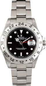 TT Rolex Explorer II Men's Stainless Steel Watch 16570 3
