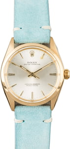 Rolex Oyster Perpetual 1002 Gold